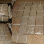 Police release photos of seized £3million heroin, £100,000 in cash found in a Van