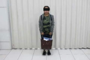 PHOTOS: 2 women caught at Airport with packages of drugs wrapped in condoms hidden in their private parts