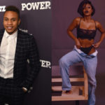 VIDEO: 'Power' star, Rotimi and Tanzanian singer, Vanessa Mdee are dating
