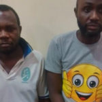 Fraudsters arrested for sowing seed in church with crime money