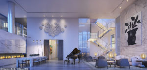 Photos: New York's most expensive property is a $98 million, five-story pent house with 11 bedrooms and 14 bathrooms