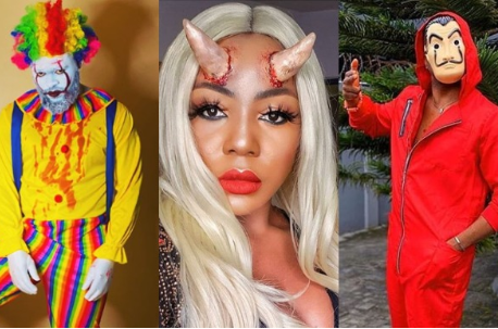 PHOTOS: Falz hosts 'Haunted House' themed birthday party