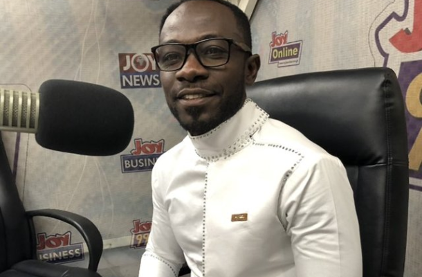 Ghanaians should lead development agenda - Okyeame Kwame urges