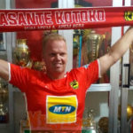 Kjetil Zachariassen is not in Ghana because Kotoko claim they can't guarantee his safety - Agent