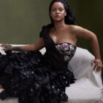 Rihanna talks fearlessness & finding love