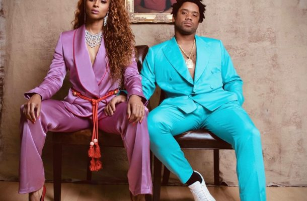 Ciara & Russell Wilson killed their Halloween look as The Carters