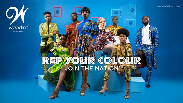 Woodin launches a new brand campaign