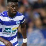 Dutch born Ghanaian defender Leeroy Owusu want to play for the Black Stars