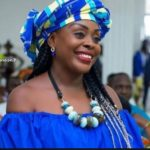 Akosua Agyapong opens up on relationship with Azumah Nelson