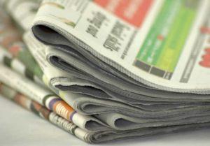 Newspaper headlines: Monday, October 14, 2019