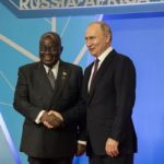 Russia-Ghana relations must be based on trade and investment co-operation – Akufo-Addo