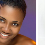 Abena Korkor weeps uncontrollably as she announces her sack from a TV3 show