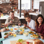 Dining with friends and family can make you eat more - STUDY