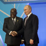 We want trade, investment not raw material imports, exports – Akufo-Addo to Putin