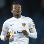 Unnamed Italian Serie A side looking to sign Asamoah Gyan