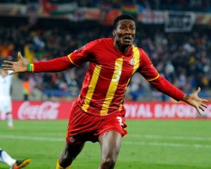 Asamoah Gyan is one of the deadliest strikers I've ever seen - Ishmael Addo