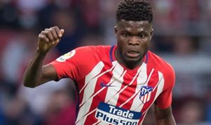 Atlético Madrid to offer Partey improved contract