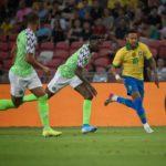 VIDEO: Brazil draws against Nigeria in friendly