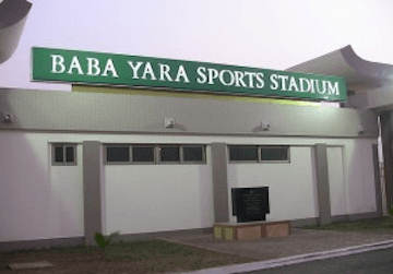 Baba Yara Stadium to be ready by the end of March