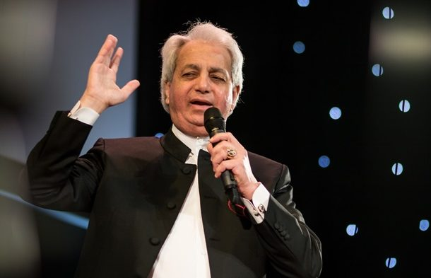 Ban Benny Hinn from Ghana – Irbard Ibrahim attacks televangelist in new video
