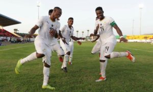 VIDEO: Watch Black Stars B goal in Wafu cup against the Gambia