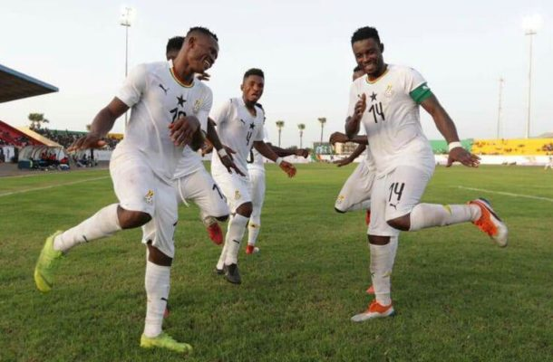 Black Stars B players to boycott Wafu Cup final due to unpaid per diems