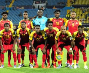 Qatar 2022 World Cup Draw: Ghana drawn with South Africa,Ethiopia and Zimbabwe
