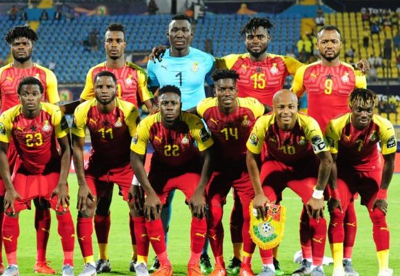 Black Stars captain Andre Ayew salutes teammates for COVID-19 PPE donation