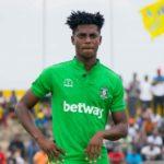 Kotoko close to signing Caleb Amankwaah