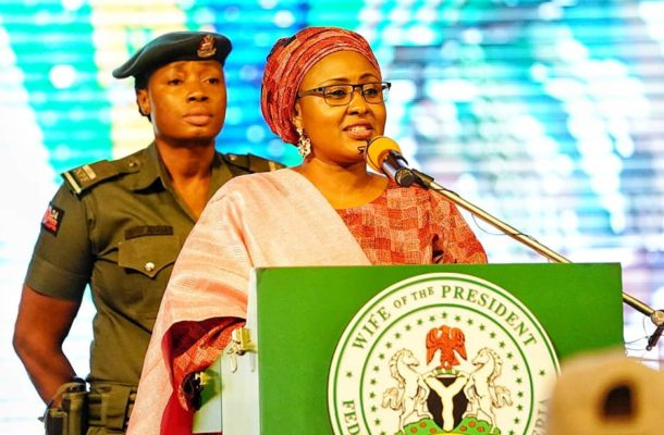 AUDIO: Aisha Buhari speaks on rumours about President Buhari marrying another wife
