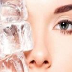 10 Benefits of Ice Cubes on Face