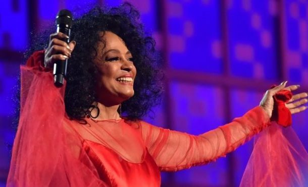 Diana Ross to play slot at 2020 Glastonbury Festival