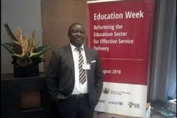 UG lecturer Dr Butakor caught in sex for grades scandal