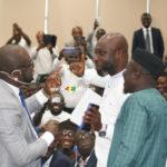 Failed GFA Presidential aspirant George Afriyie writes about Kurt Okraku's reign