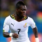 Christian Atsu rules himself out of Ghana's 2021 AFCON Qualifiers