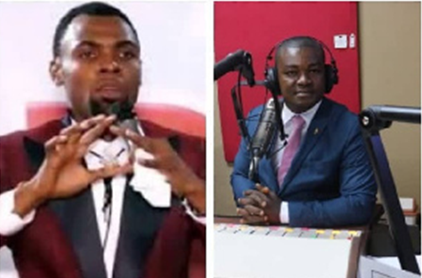 VIDEO: Rev. Obofour must be arrested over 'wee' miracle - Hot FM presenter