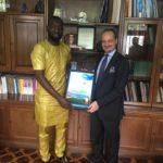 Italian ambassador praises Afro-Arab for 'vigorous transformation'