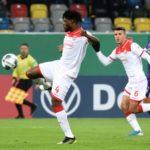 Black Stars defender Adams powers Düsseldorf to DFB POKAL next round