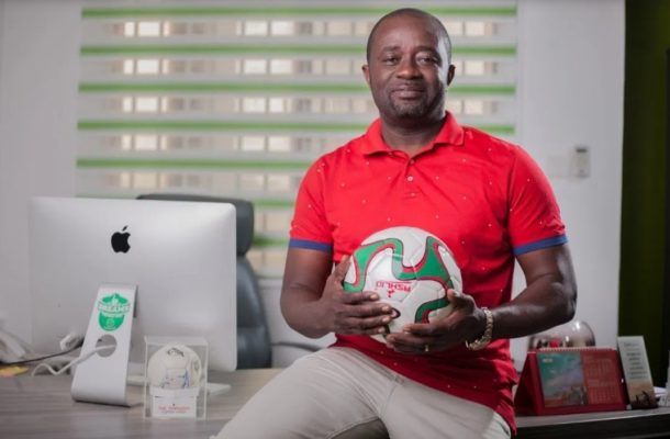 CAF names GFA President, 4 other Ghanaians on standing committees