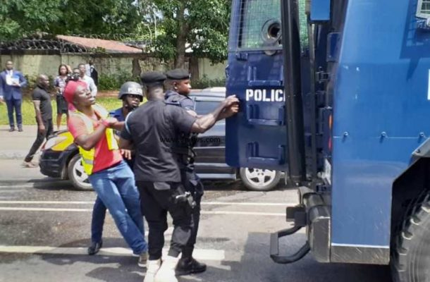 """NPP rebukes """"unprofessional"""" police for brutality against law students"""