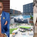 Kwame Despite buys Lizzy Sports Complex from Marcel Desailly