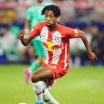 Majeed Ashimeru provides three assists in 12 minute cameo for RB Salzburg
