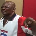 VIDEO: Nana Addo has betrayed me - NPP man cries uncontrollably