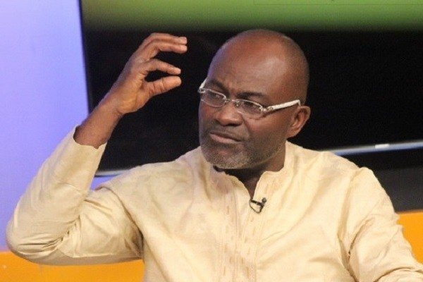 VIDEO: How could you fall for a lady with such long finger nails? - Kennedy Agyapong to Kan Dapaah