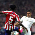 Madrid Police meeting to stop robberies on homes of Thomas Partey and other players