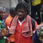 Sogne Yacouba named captain in Kotoko's friendly against Skyy Fc