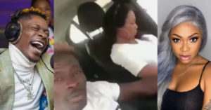 Shatta Wale chills out with Michy in new trendy video