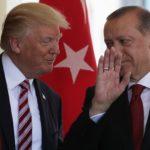 Turkish president 'threw Trump letter in bin'