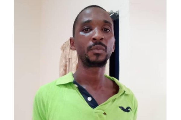 Suspected T'di girls kidnapper charged with human trafficking