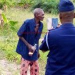 Atebubu: 77-year-old ganja farmer arrested; 2-acre weed farm destroyed